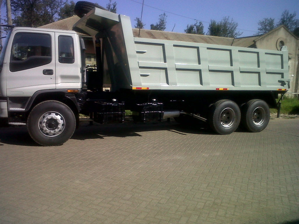 Truck & Trailer Bodies - Land Mawe Limited